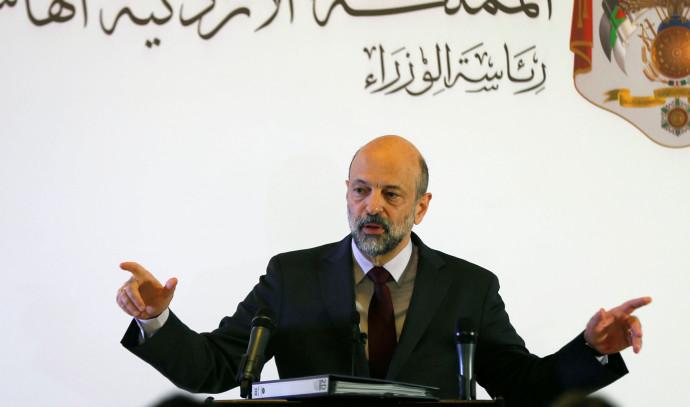 עומאר רזאז, ראש ממשלת ירדן