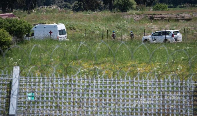 גבול ישראל סוריה, ארכיון (למצולמים אין קשר לנאמר בכתבה)