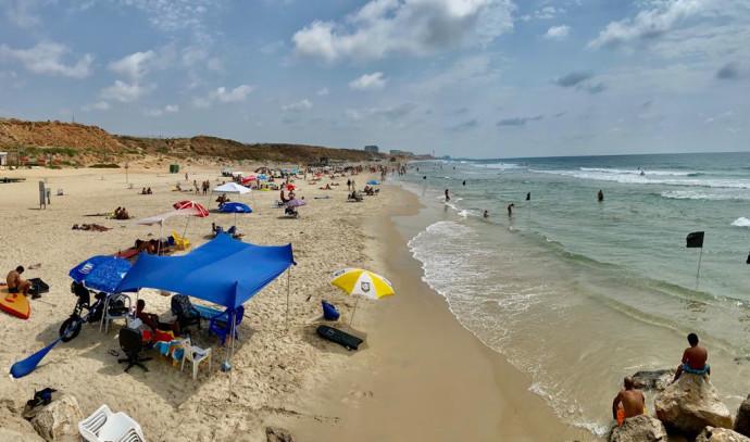 חוף הים בהרצליה