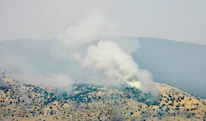 האירוע בגבול לבנון