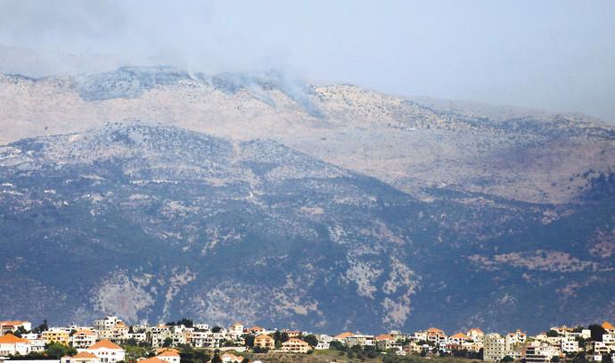 מתיחות בצפון כוננות חיזבאללה לבנון