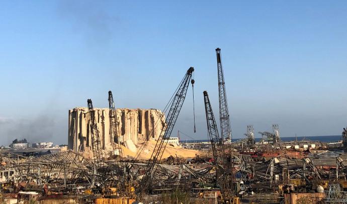 ההרס בלבנון