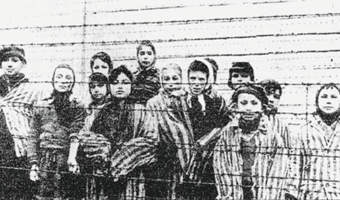 שחרור אוושויץ 1945