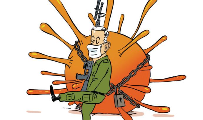 קריקטורה - קופמן