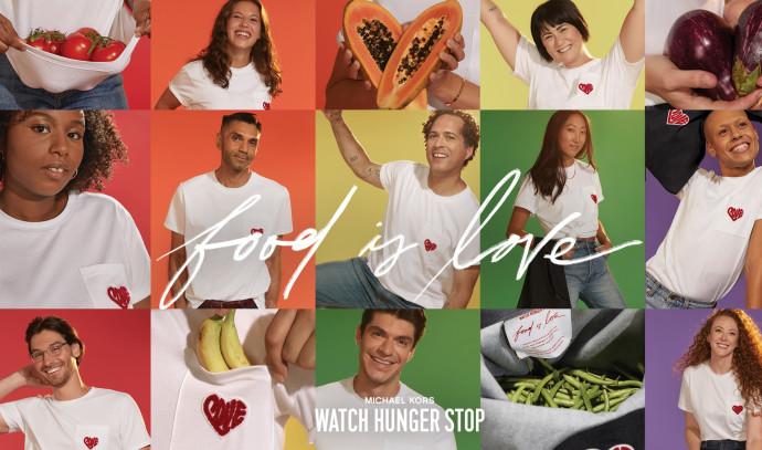 קמפיין Watch Hunger Stop