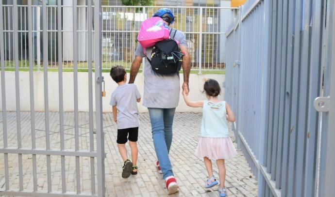 גן ילדים הגנים חוזרים ללימודים