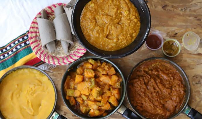 מסעדת בונה האתיופית