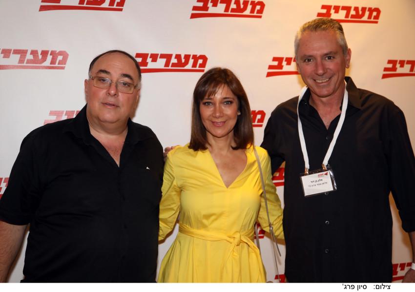 אלון בן דוד, רויטל סויד ואבי בניהו