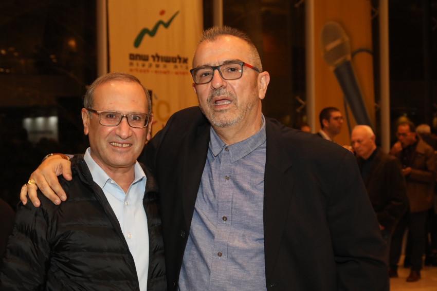ירון בראון ורוני חזקיהו