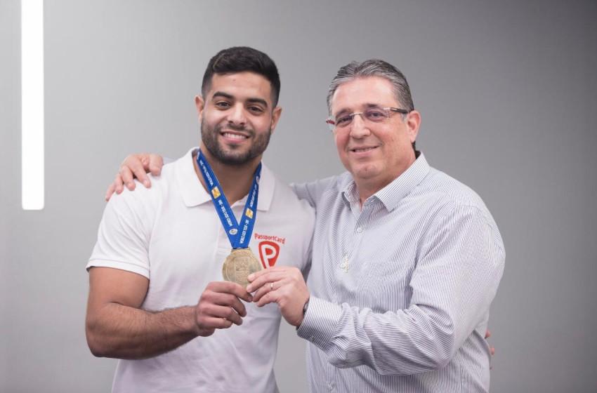 יואל אמיר ושגיא מוקי (צילום: אמיר מייבלט)