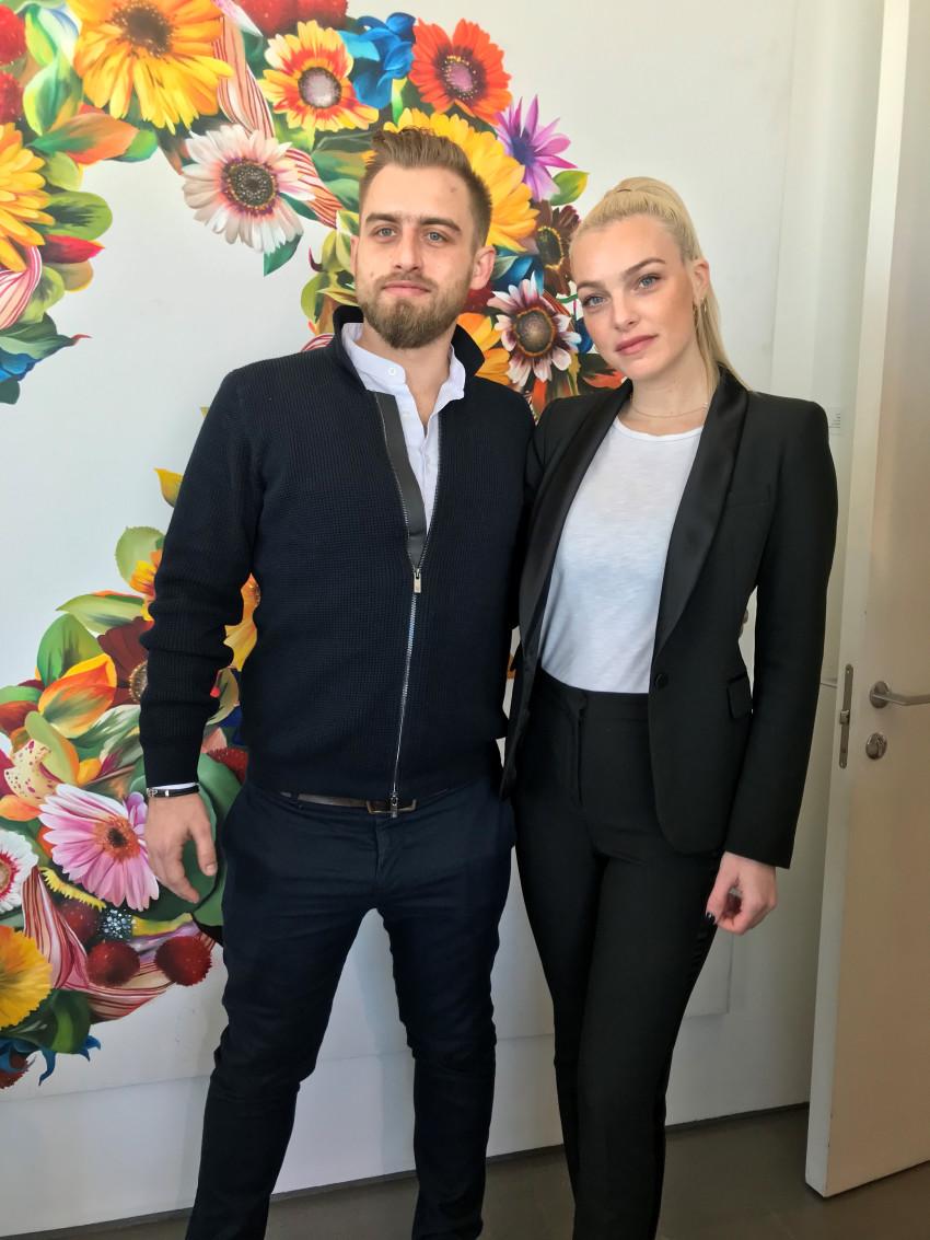 אלון ריבס ומאור ברוכמן