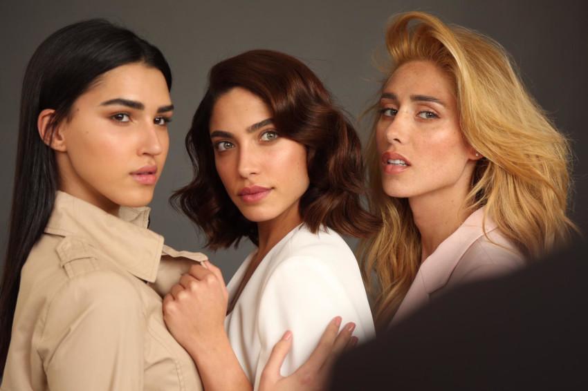 בהחלט שלוש נשים יפות וחזקות. יוחנן, גרינברג ורותם רבי