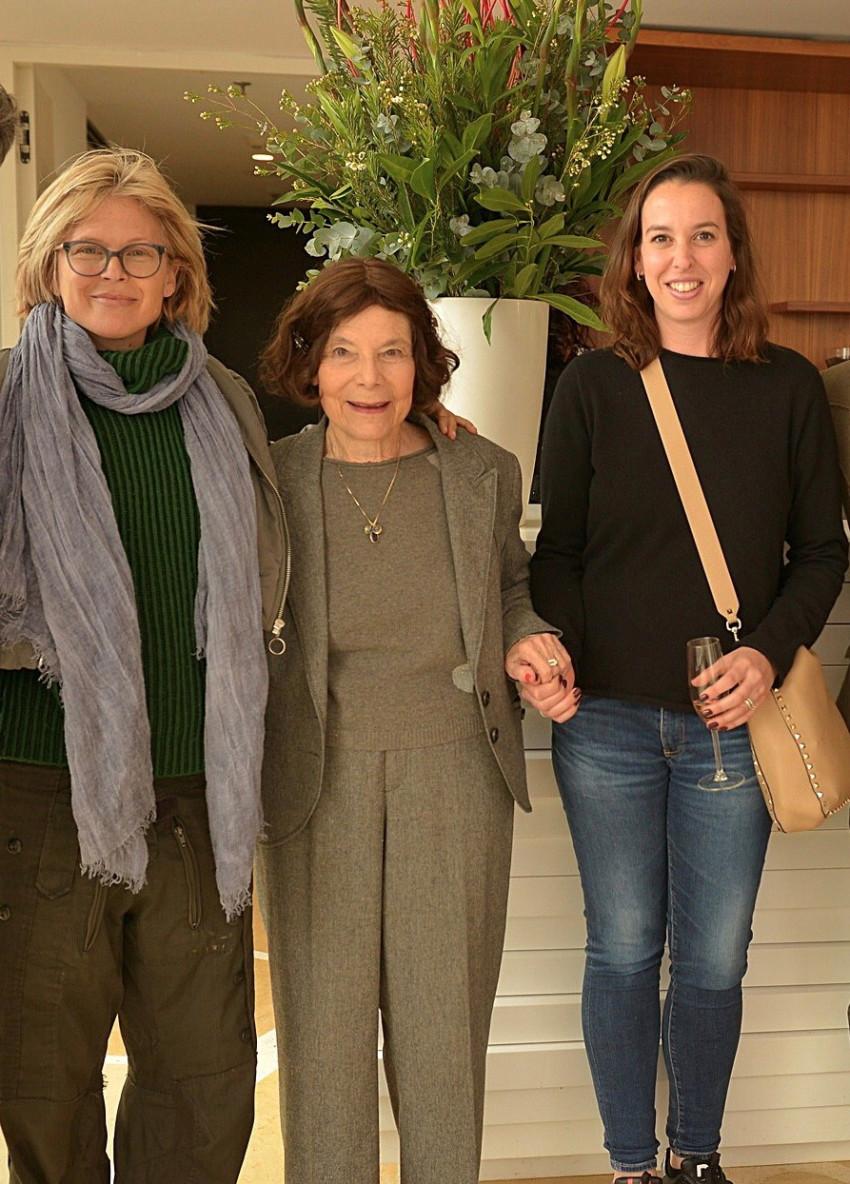 אליטל אלקון, לילי אלשטיין וסיגלית לנדאו (צלם: יואב איתיאל)
