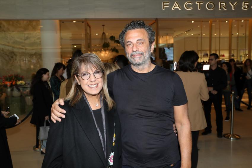 רוני אירני וליאורה עופר