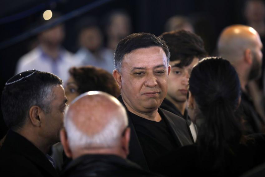 אבי גבאי (AFP)
