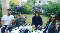 שי חי, תניה גרבר, איציק כרסנטי וארבל קינן