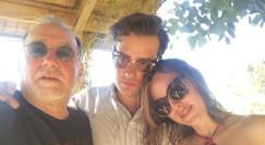 רומי אבולעפיה, בן ואביב גלעדי