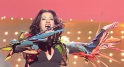 דנה אינטרנשיונל באירוויזיון בבריטניה