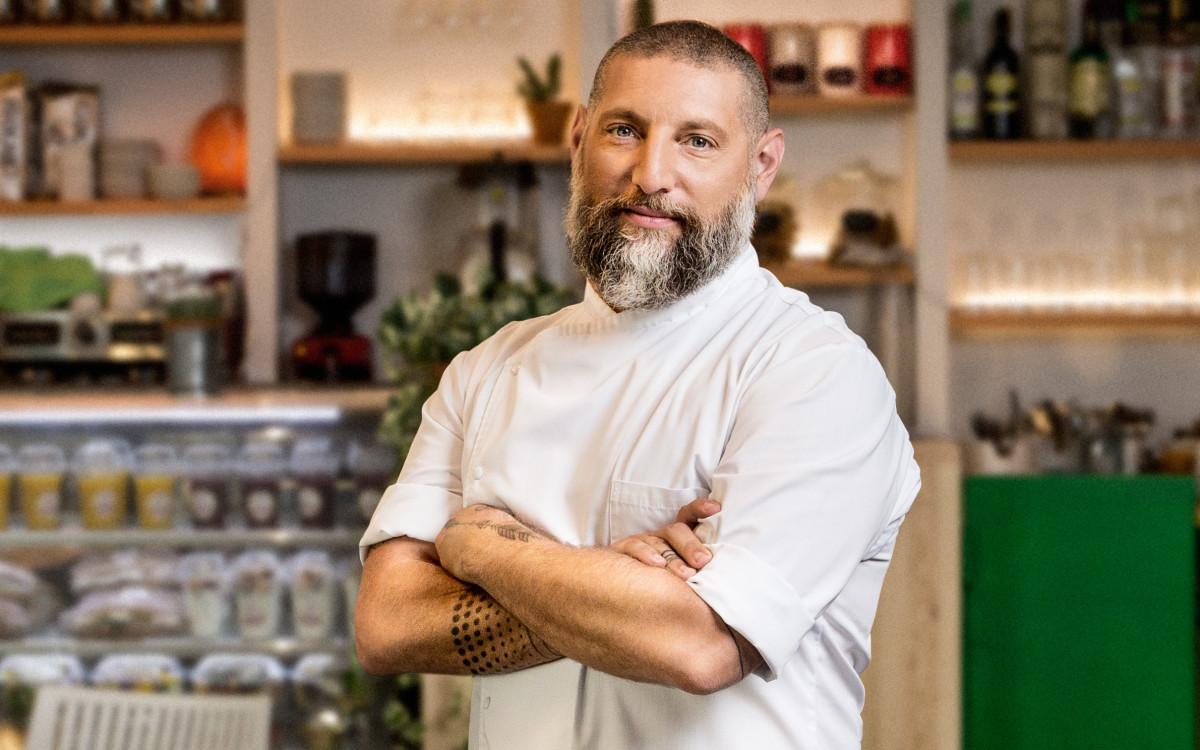 אסף גרניט, מהפכה במטבח