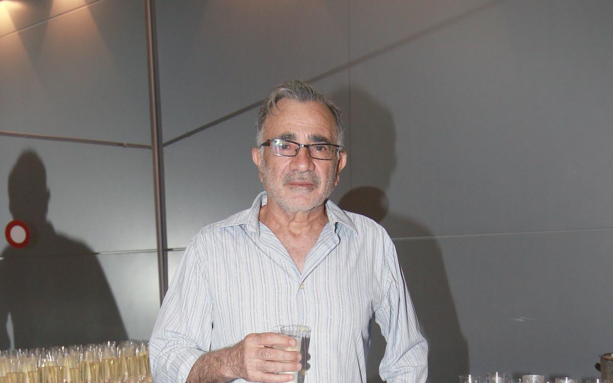משה איבגי<br />באירוע השקה ראשון<br />מאז נפתח משפטו