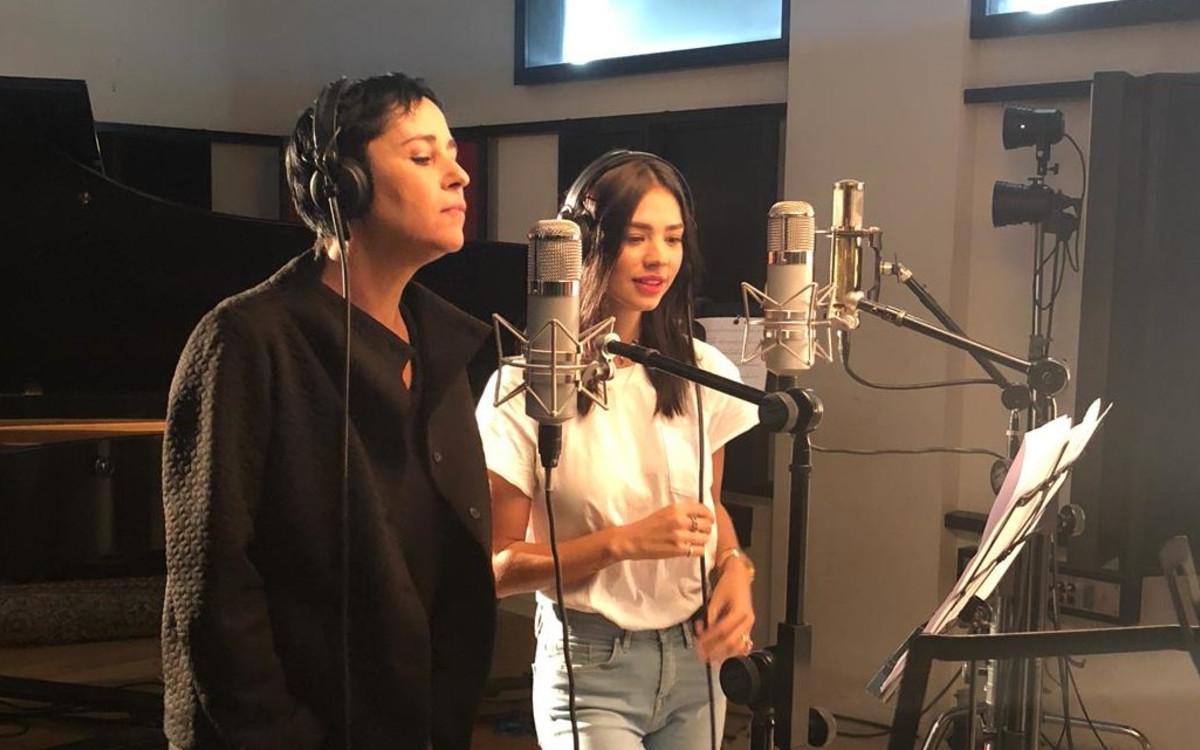 רוסלנה רודינה<br />פוצחת בשירה ובקרוב<br />תושמע בתחנות הרדיו