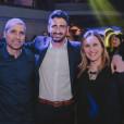 קרן מרציאנו, עמרי הרוש, ואמיר לוי