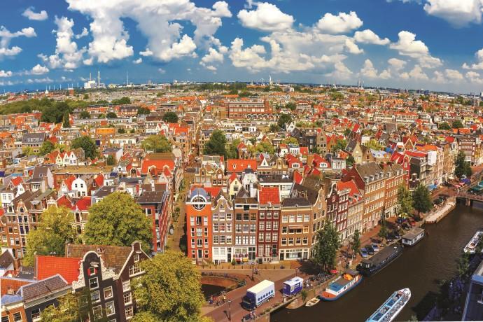 אמסטרדם, ארכיון. צילום: אינגאימג