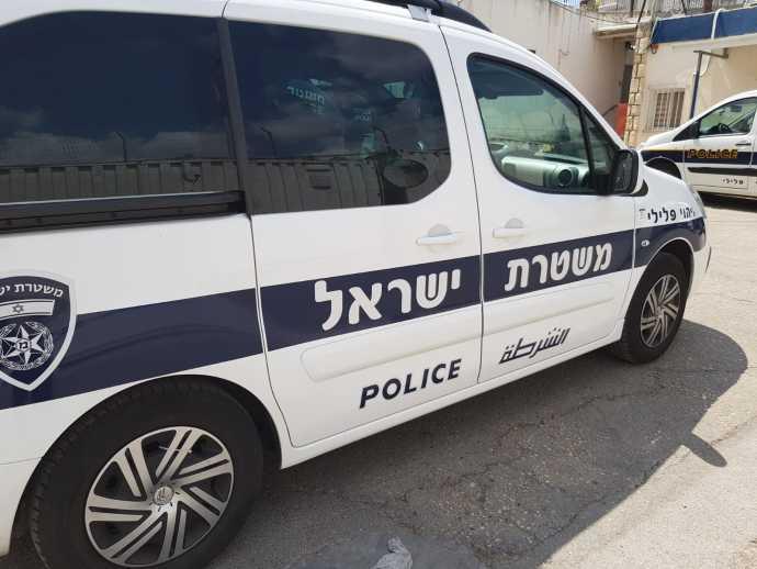 ניידת משטרה (אילוסטרציה). צילום: דוברות המשטרה