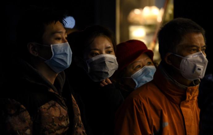 מגפת הקורונה בסין. צילום: Getty Images