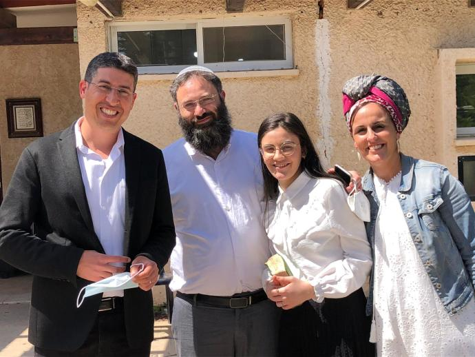 Welcome to the Bible Quiz Bride. Photo: Shafir Center