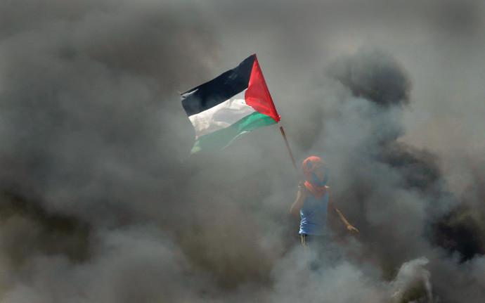 מהומות בעזה (ארכיון). צילום: רויטרס