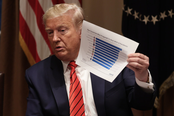 דונלד טראמפ. צילום: Getty images