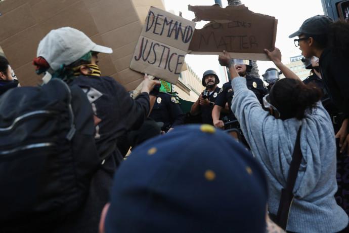 המהומות בארה