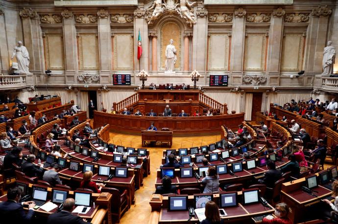 הפרלמנט הפורטוגלי. צלם: Rafael Marchante/רויטרס