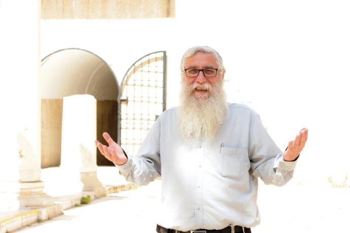 הרב דוד פוטש. צילום: אסנת לדרר