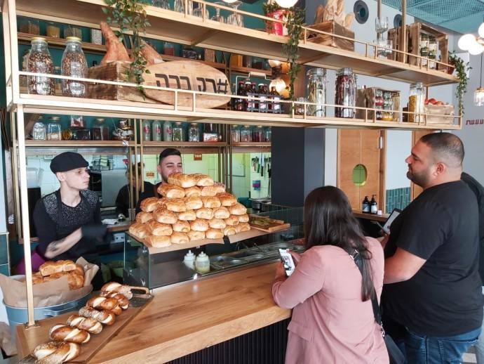 המסעדה של רותם בן מויאל. צילום פרטי