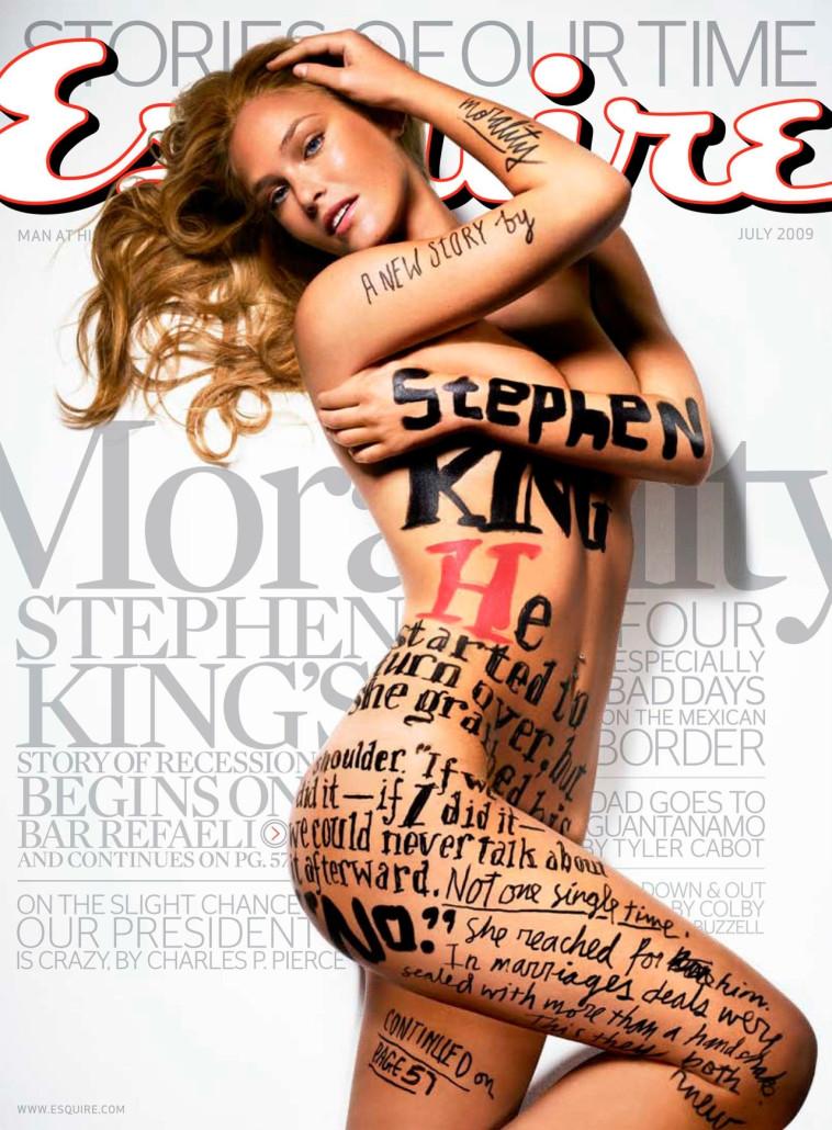 (Esquire, 2009)