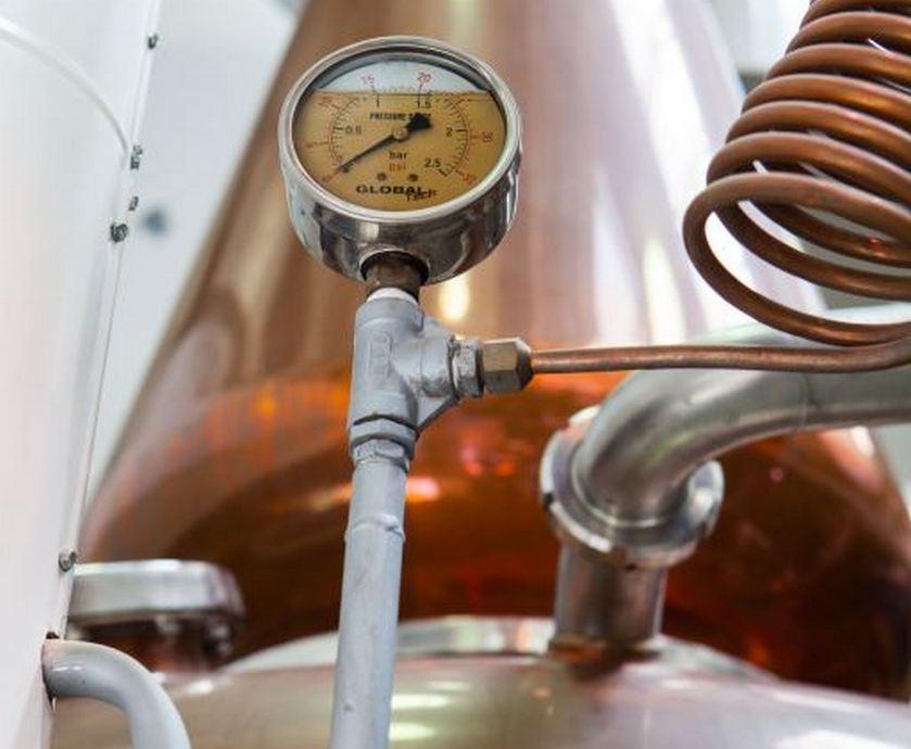 """יישון וויסקי במקום חם כמו ישראל, מאפשר לוויסקי בגרות טובה בזמן קצר ונותן לו טעם וארומה ייחודיים... (צילומים: יח""""צ)"""