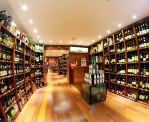 חנות מבחר המשקאות בתל אביב - רוחב