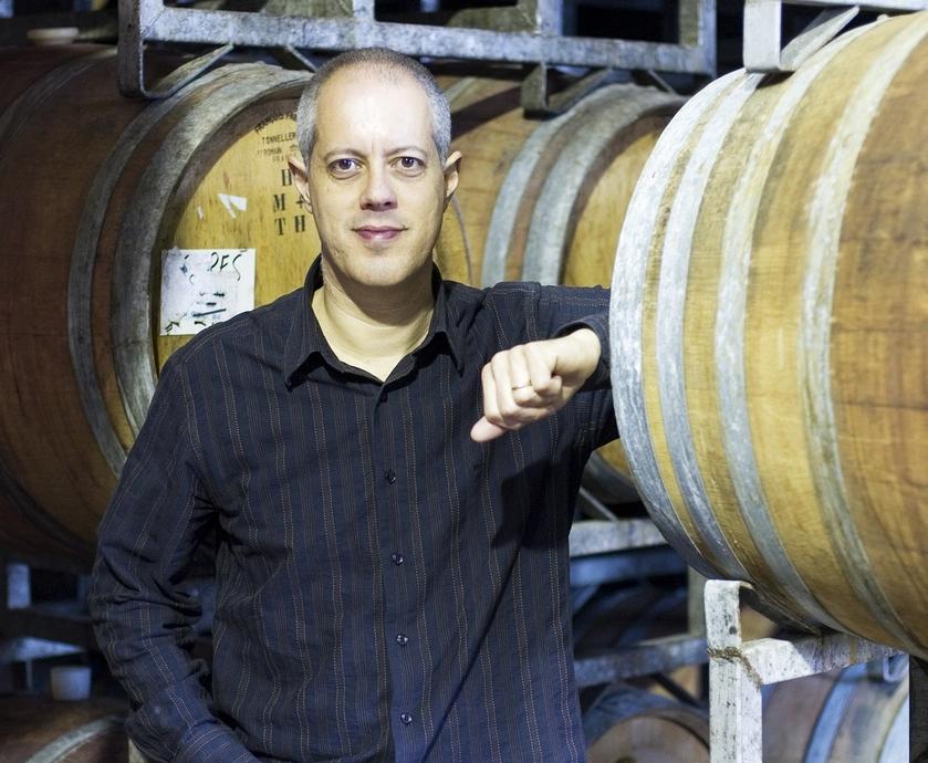 היין החביב ביותר על נועם יעקובי, אהובגם על הספקים הבריטים של מלכת אנגליה... (צלמים: אייל טואג, חן גלילי)