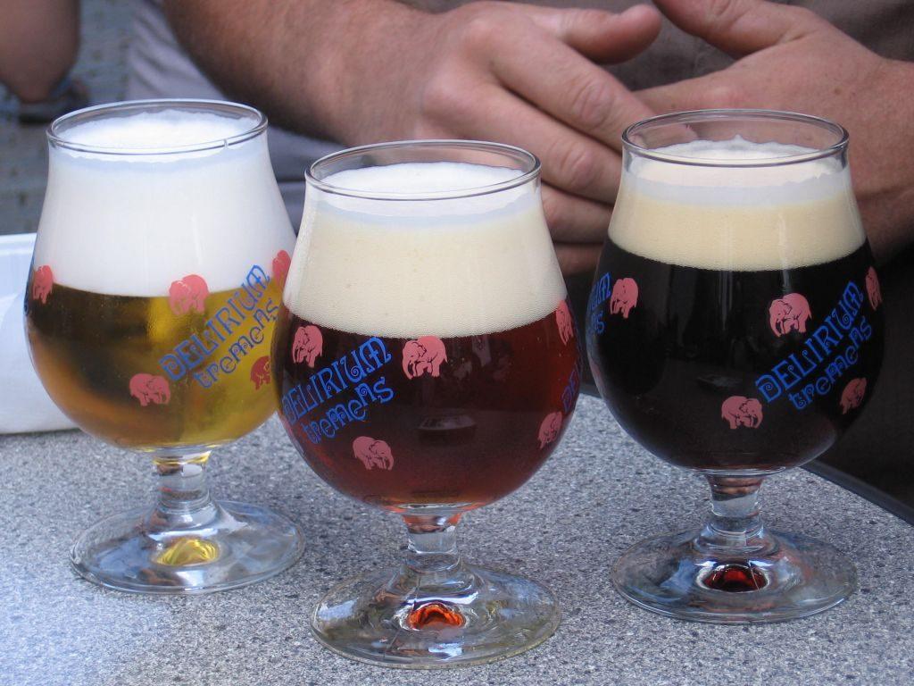 פסטיבל בירה בבריסל - אווירה א - צילום גדי דבירי