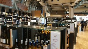 יינות רמת הגולן ברומא