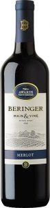 Main and Wine, Merlot 2015 Beringer