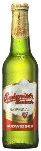 בירה באדוויזר - בקבוק