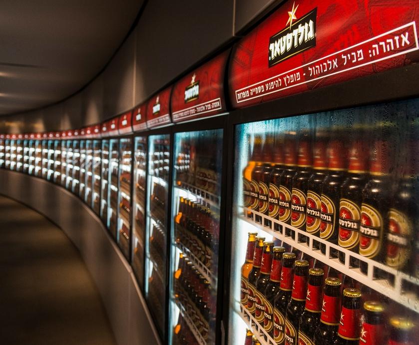 """גולדסטאר - בארצות-הברית יכולה מבשלת קראפט ליהנות מקהל צרכנים של יותר ממיליון לקוחות קבועים... (צילום: יח""""צ)"""
