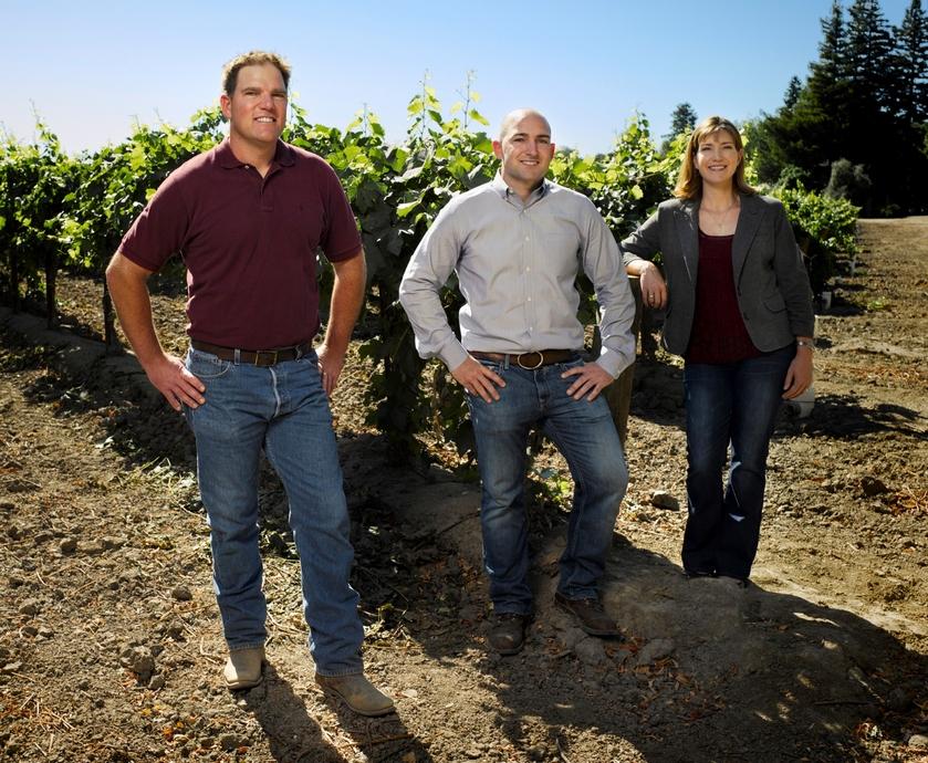 """בלודיי וקלרקסברג תוכלו לפגוש חקלאים ואנשי יין שאף אחד לא יעשה עליהם אי-פעם סרט... (צילומים: יח""""צ)"""