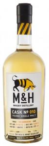 מילק אנד האני- חבית 010 סינגל מאלט - צילום ליאור גולסאד - בקבוק