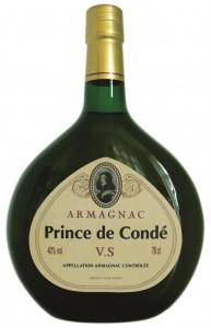 ארמניאק פרינס דה קונדה - בקבוק