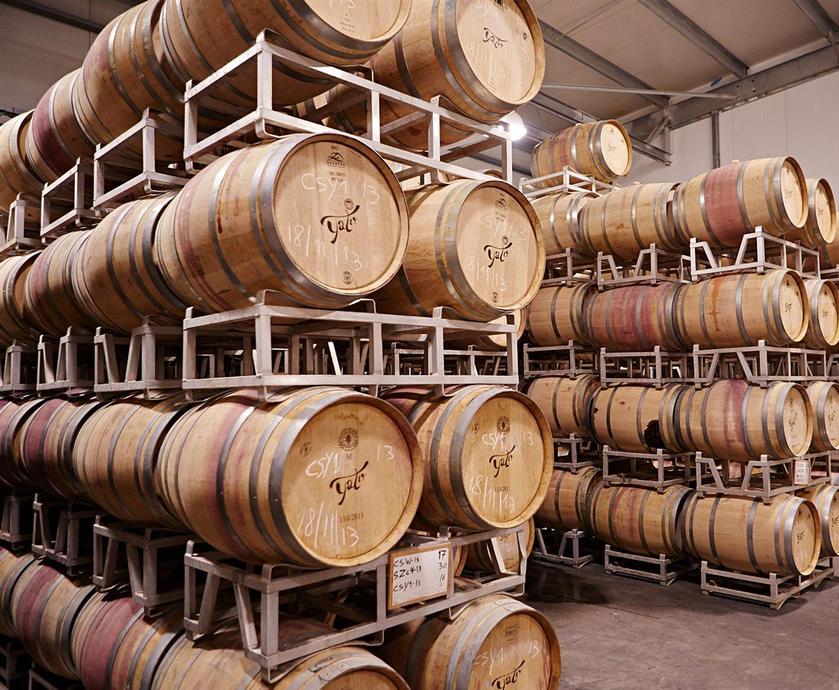 """הוא לא מפחד להשרות את היין עם הקליפות ארבעים ושמונה שעות... (צילומים: יח""""צ)"""