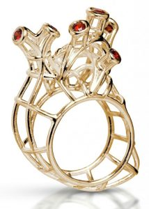 טבעת לב אנושי אורגני